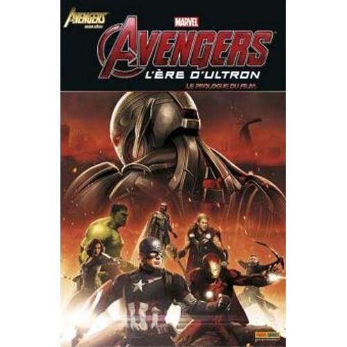 Joss Whedon - Avengers hs 08 : Avengers, Age of Ultron : Le prologue du film - Preis vom 26.03.2020 05:53:05 h
