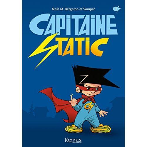 Bergeron-a M+Sampar - Capitaine Static T01 - Preis vom 21.01.2021 06:07:38 h