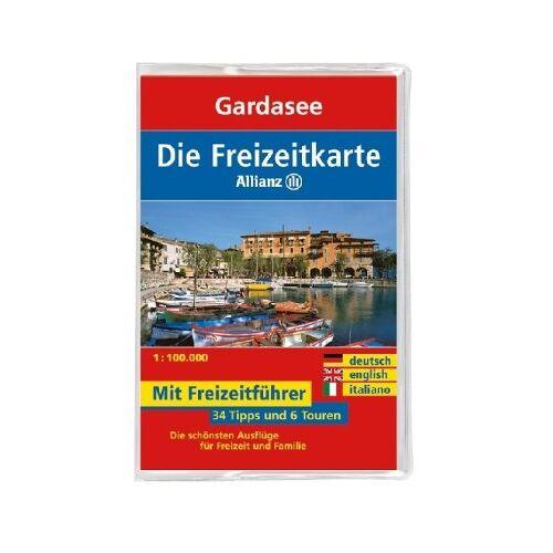 - Die Allianz Freizeitkarte Gardasee 1:100 000 - Preis vom 11.05.2021 04:49:30 h