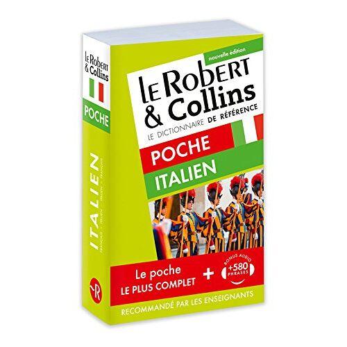 - Le Robert & Collins poche italien : Français-italien ; italien-français - Preis vom 20.10.2020 04:55:35 h
