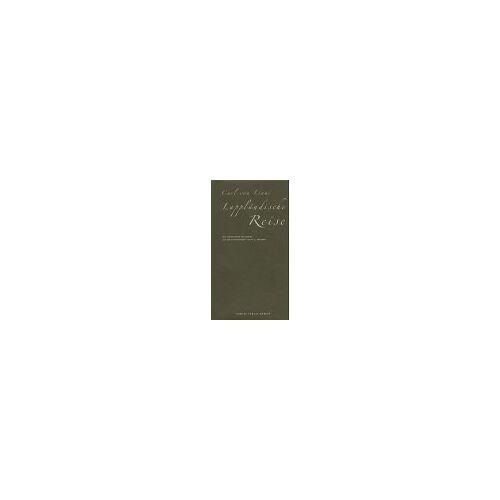 Linné, Carl von - Lappländische Reise - Preis vom 19.10.2020 04:51:53 h