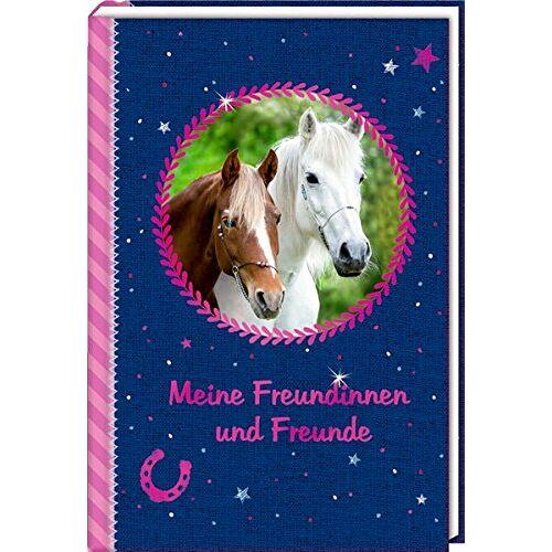 - Freundebuch - Pferdefreunde - Meine Freundinnen und Freunde - Preis vom 08.07.2020 05:00:14 h