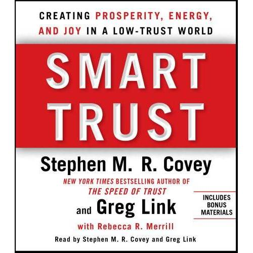 Greg Link - Smart Trust: Creating Posperity, Energy, and Joy in a Low-Trust World - Preis vom 26.03.2020 05:53:05 h