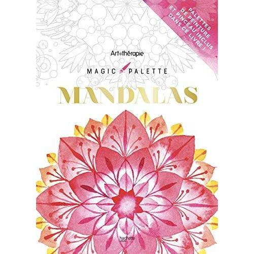 - Magic Palette Mandalas (Art thérapie) - Preis vom 14.05.2021 04:51:20 h