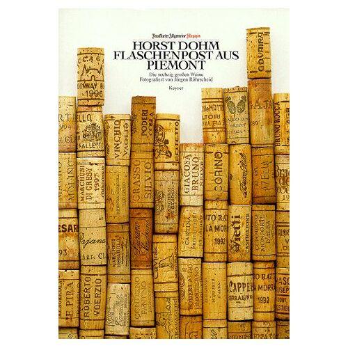 Horst Dohm - Flaschenpost aus Piemont - Preis vom 15.05.2021 04:43:31 h