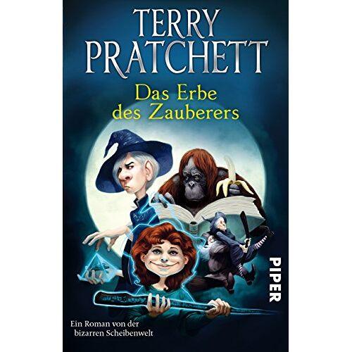 Terry Pratchett - Das Erbe des Zauberers: Ein Roman von der bizarren Scheibenwelt (Terry Pratchetts Scheibenwelt) - Preis vom 21.10.2020 04:49:09 h