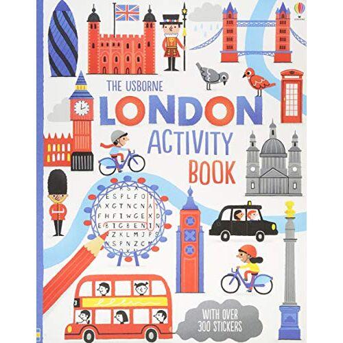 Lucy Bowman - London Activity Book (Activity Books) - Preis vom 24.02.2021 06:00:20 h