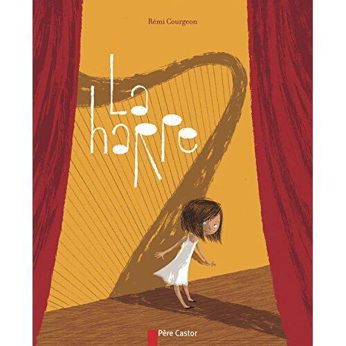 Rémi Courgeon - La harpe - Preis vom 22.09.2020 04:46:18 h