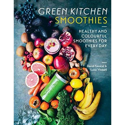 David Frenkiel - Green Kitchen Smoothies: Healthy and Coloutful Smoothies for every Day - Preis vom 07.04.2020 04:55:49 h