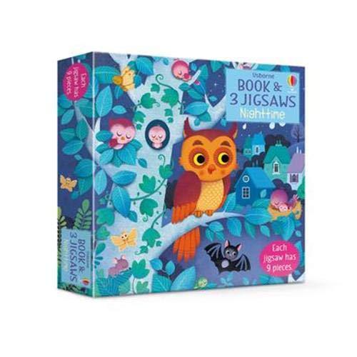 - La nuit - Mon petit coffret Livre et 3 puzzles (Coffrets livre et puzzle) - Preis vom 25.02.2021 06:08:03 h