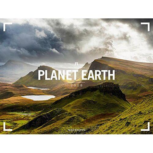 Ackermann Kunstverlag - Planet Earth 2018 (Gallery) - Preis vom 09.04.2020 04:56:59 h