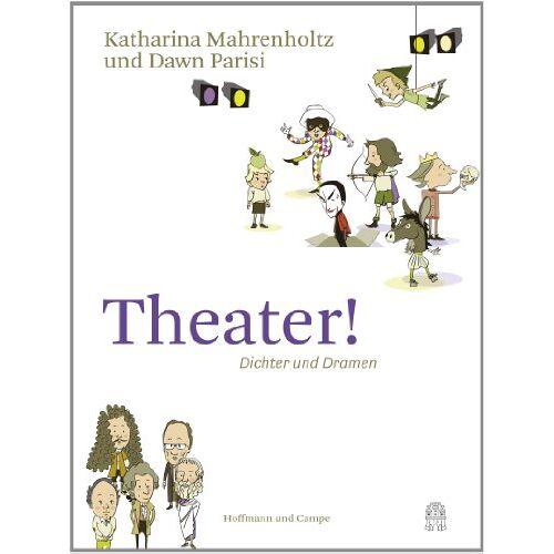 Katharina Mahrenholtz - Theater! - Preis vom 20.10.2020 04:55:35 h