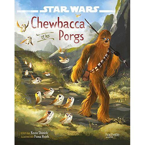 - Chewbacca et les Porgs : Star Wars - Preis vom 23.02.2021 06:05:19 h