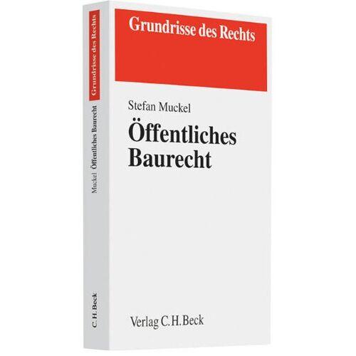 Stefan Muckel - Öffentliches Baurecht - Preis vom 16.04.2021 04:54:32 h