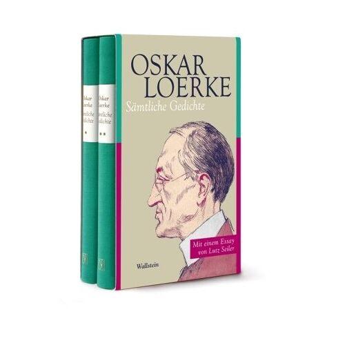 Oskar Loerke - Sämtliche Gedichte - Preis vom 27.02.2021 06:04:24 h