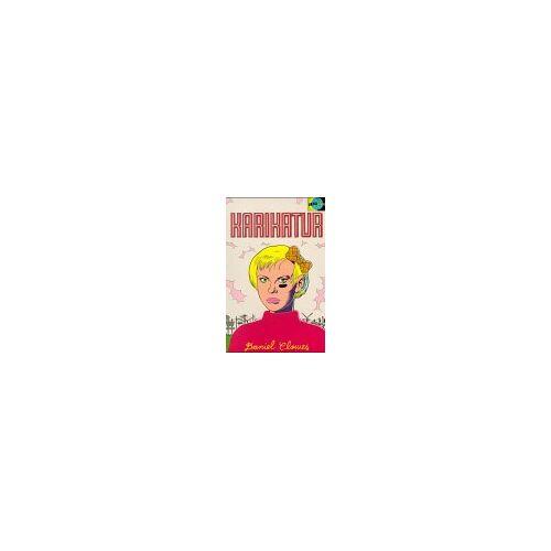 Daniel Clowes - Karikatur - Preis vom 24.02.2021 06:00:20 h