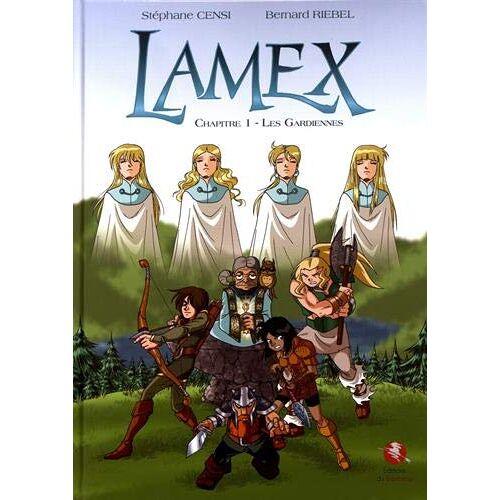 - Lamex, Tome 1 : Les gardiennes - Preis vom 09.04.2021 04:50:04 h