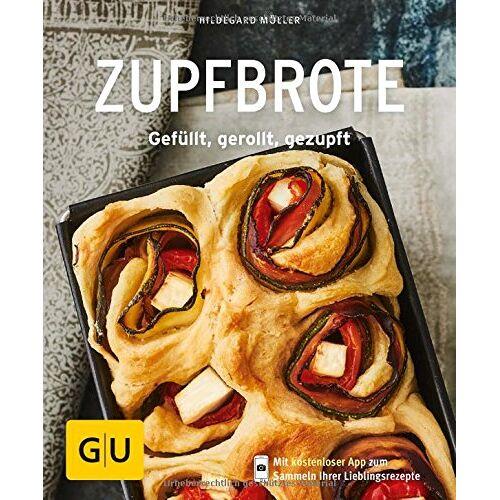 Hildegard Möller - Zupfbrote: Gefüllt, gerollt, gezupft (GU KüchenRatgeber) - Preis vom 14.05.2021 04:51:20 h