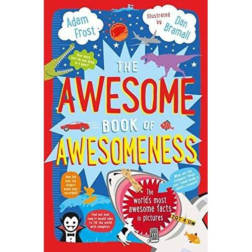 Adam Frost - The Awesome Book of Awesomeness - Preis vom 14.04.2021 04:53:30 h