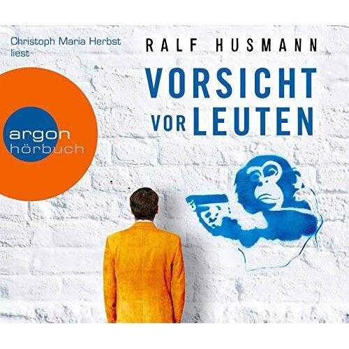 Ralf Husmann - Vorsicht vor Leuten - Preis vom 13.04.2021 04:49:48 h