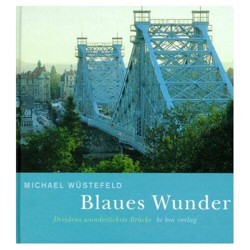 Michael Wüstefeld - Blaues Wunder: Dresdens wunderlichste Brücke - Preis vom 20.10.2020 04:55:35 h