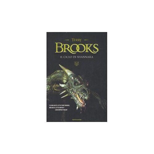 Terry Brooks - Il ciclo di Shannara: La spada di Shannara-Le pietre magiche di Shannara-La canzone di Shannara - Preis vom 18.10.2020 04:52:00 h