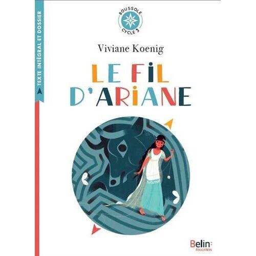 Viviane Koenig - Le fil d'Ariane - de Viviane Koenig - Preis vom 01.03.2021 06:00:22 h