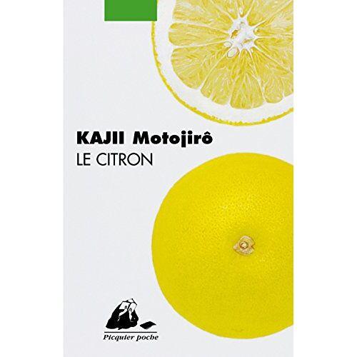 Motojirô Kajii - Le citron - Preis vom 23.02.2021 06:05:19 h