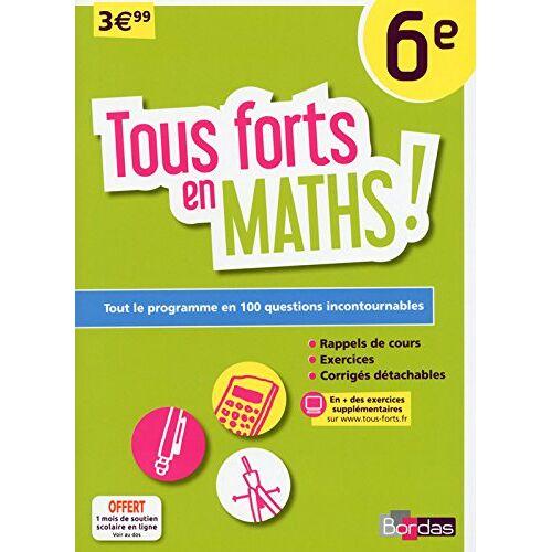 Lionel Weinsanto - Tous forts en maths ! 6e - Preis vom 21.04.2021 04:48:01 h