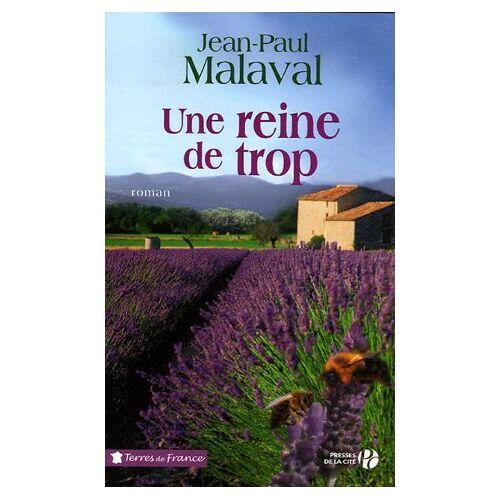 Jean-Paul Malaval - Une reine de trop - Preis vom 24.02.2021 06:00:20 h
