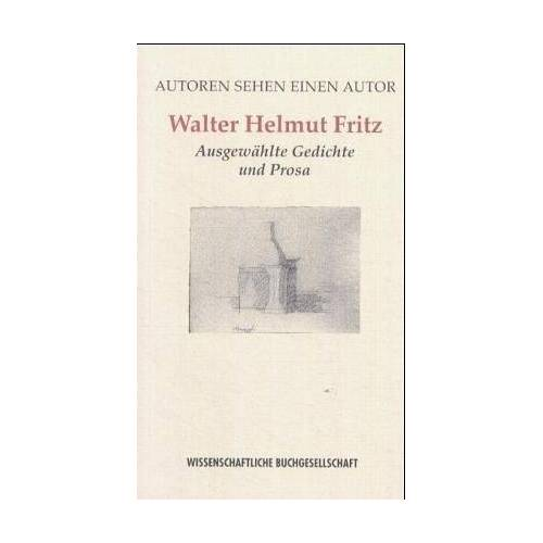 Fritz, Walter H - Walter Helmut Fritz - Preis vom 14.04.2021 04:53:30 h