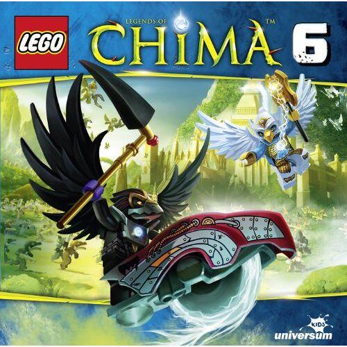 Lego Legends of Chima - Lego Legends of Chima (Hörspiel 6) - Preis vom 25.02.2020 06:03:23 h