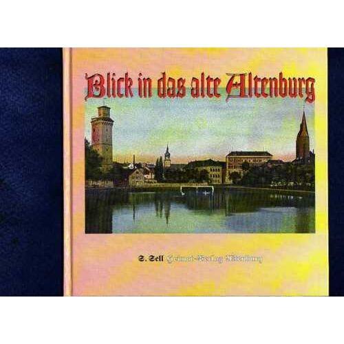 Steffen Sell - Blick in das alte Altenburg - Preis vom 20.10.2020 04:55:35 h