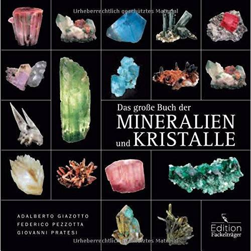 - Das große Buch der Mineralien und Kristalle - Preis vom 10.04.2021 04:53:14 h