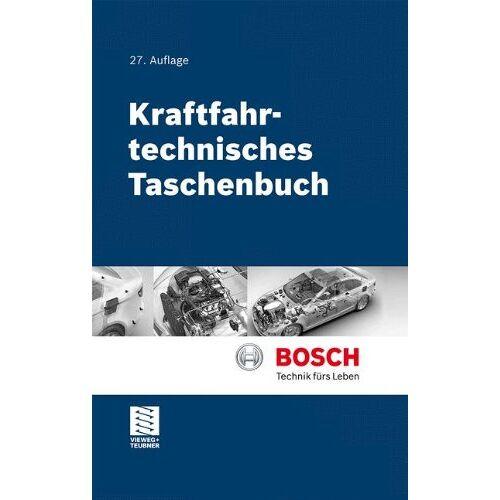 Konrad Reif - Kraftfahrtechnisches Taschenbuch - Preis vom 01.12.2019 05:56:03 h