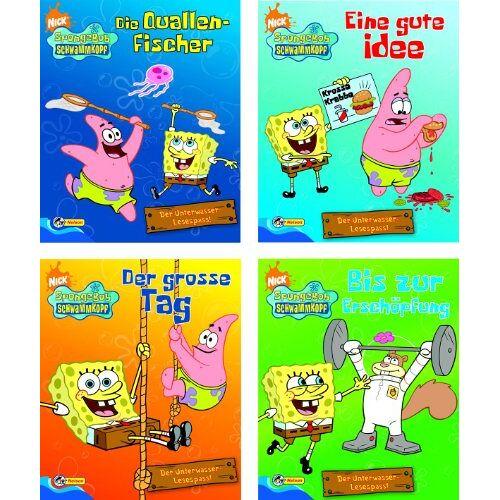 - Minibuch Spongebob 1-4 - Preis vom 23.02.2021 06:05:19 h