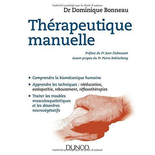 - Thérapeutique manuelle - Preis vom 25.10.2020 05:48:23 h