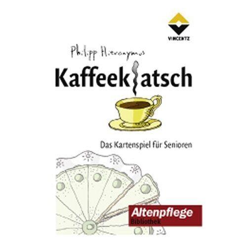 Philipp Hieronymus - Kaffeeklatsch: Das Kartenspiel für Senioren - Preis vom 05.09.2020 04:49:05 h