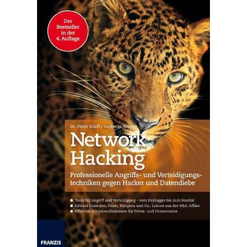 Peter Kraft - Network Hacking - Preis vom 28.03.2020 05:56:53 h