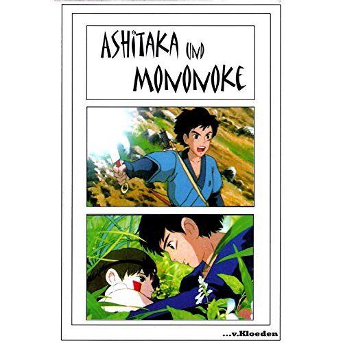 Hayao Miyazaki - Ashitaka und Mononoke: Buch zum Film Mononoke Hime - Preis vom 06.09.2020 04:54:28 h