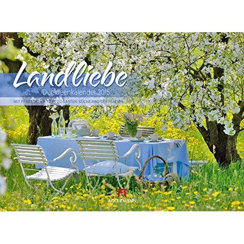 Ackermann Ackermann Kunstverlag - Landliebe 2015 - Preis vom 09.04.2020 04:56:59 h