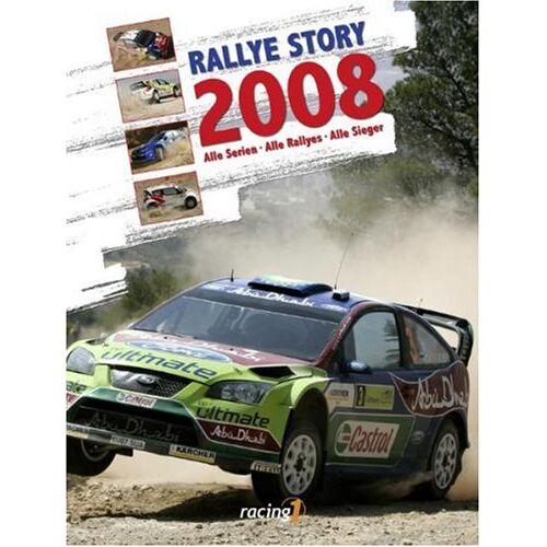 Andrea Neumeyer - Rallye Story 2008 - Preis vom 05.09.2020 04:49:05 h