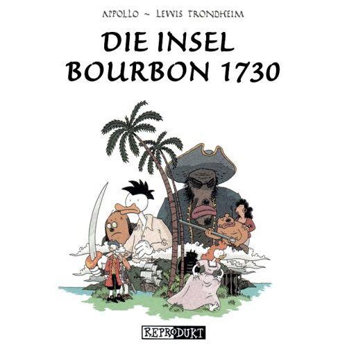 Appollo - Insel Bourbon 1730 - Preis vom 23.02.2021 06:05:19 h