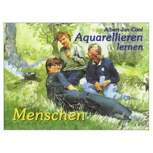 Albert-Jan Cool - Aquarellieren lernen, Menschen - Preis vom 19.09.2019 06:14:33 h