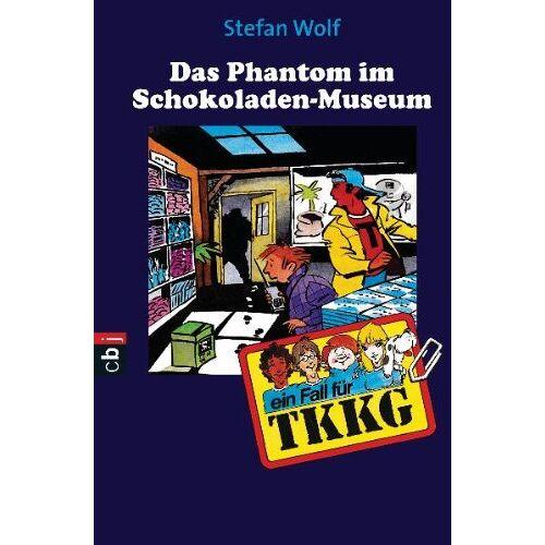 Stefan Wolf - TKKG - Das Phantom im Schokoladen-Museum: Band 79 - Preis vom 06.09.2020 04:54:28 h