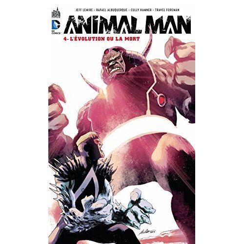 Jeff Lemire - Animal Man T4 - Preis vom 21.10.2020 04:49:09 h