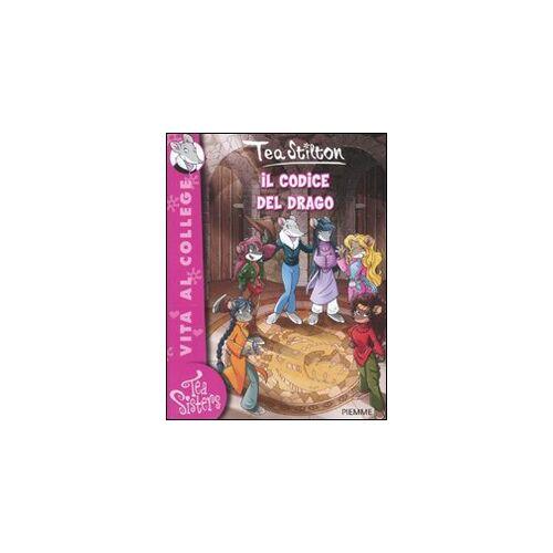 Tea Stilton - Il codice del drago - Preis vom 28.02.2021 06:03:40 h