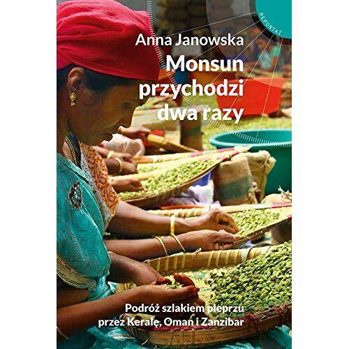 Anna Janowska - Monsun przychodzi dwa razy - Preis vom 20.10.2020 04:55:35 h