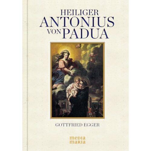 Gottfried Egger - Hl. Antonius von Padua - Preis vom 08.05.2021 04:52:27 h