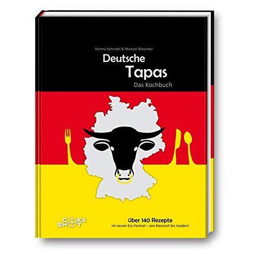 Manuel Wassmer - Deutsche Tapas: Das Kochbuch - Preis vom 12.04.2021 04:50:28 h